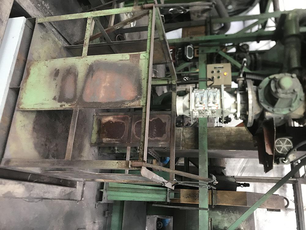 磁石取付配管工事