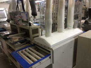 熱交換器冷却装置改造工事