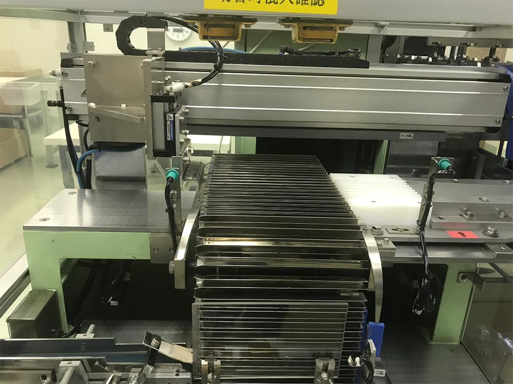 粉薬検品装置設備改造工事